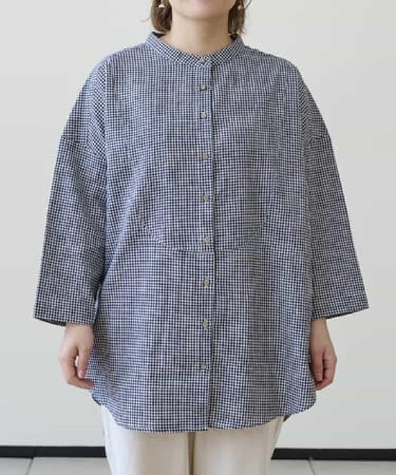 salut!のルームウェア発売 -- 着やすい&楽ちんなシャツやパンツ