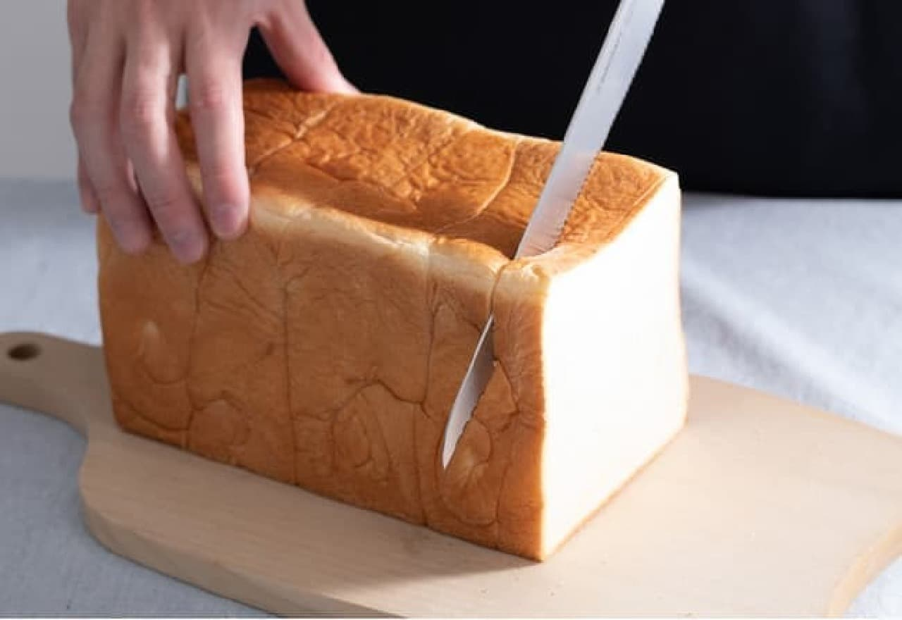 パン切りナイフ「せせらぎ」左利き用 -- ハードパン&食パンを楽々カット