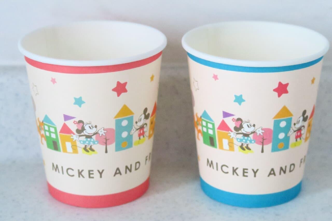 紙コップ ミッキー&フレンズ