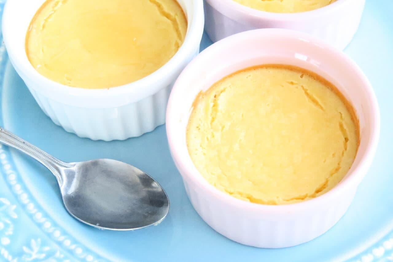 100均ココットで簡単♪ ミニチーズケーキのレシピ3つ -- スライスチーズでも作れる