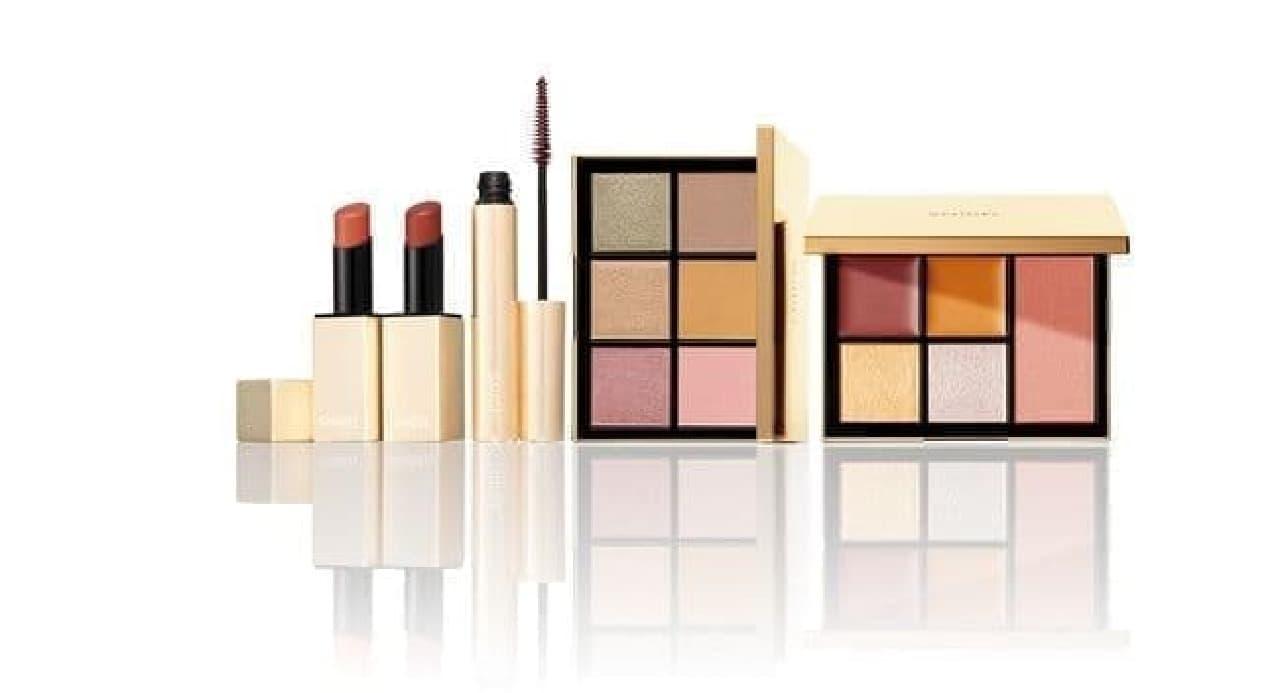 スナイデル ビューティ「2021 AW Makeup Collection」