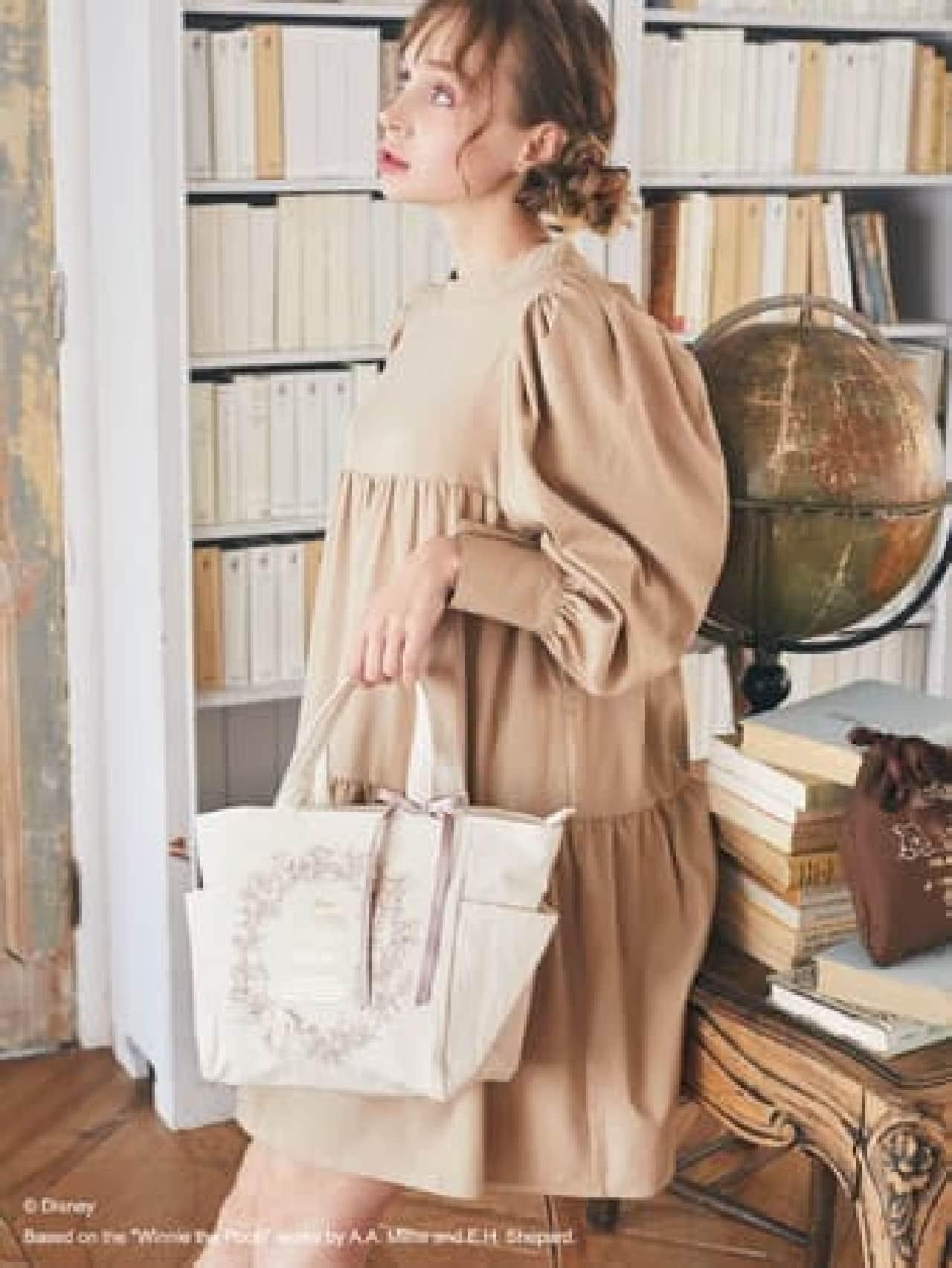 Maison de FLEUR「くまのプーさん」新コレクション