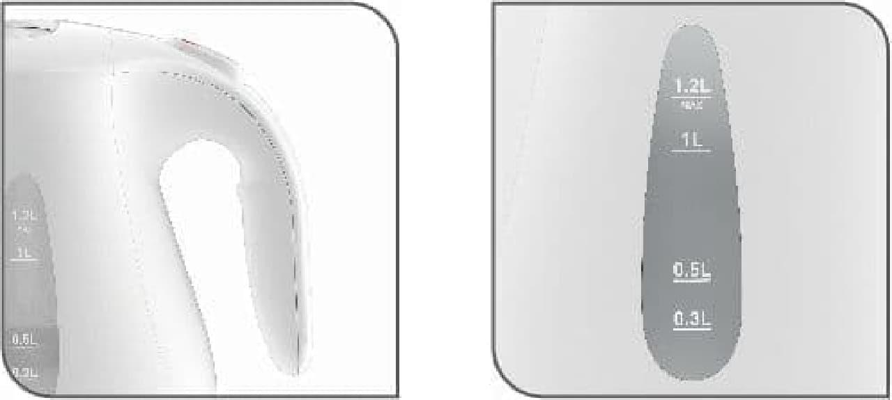 ティファール「ジャスティン プラス 1.2L」リニューアル -- ファミリー向け大容量の電気ケトル