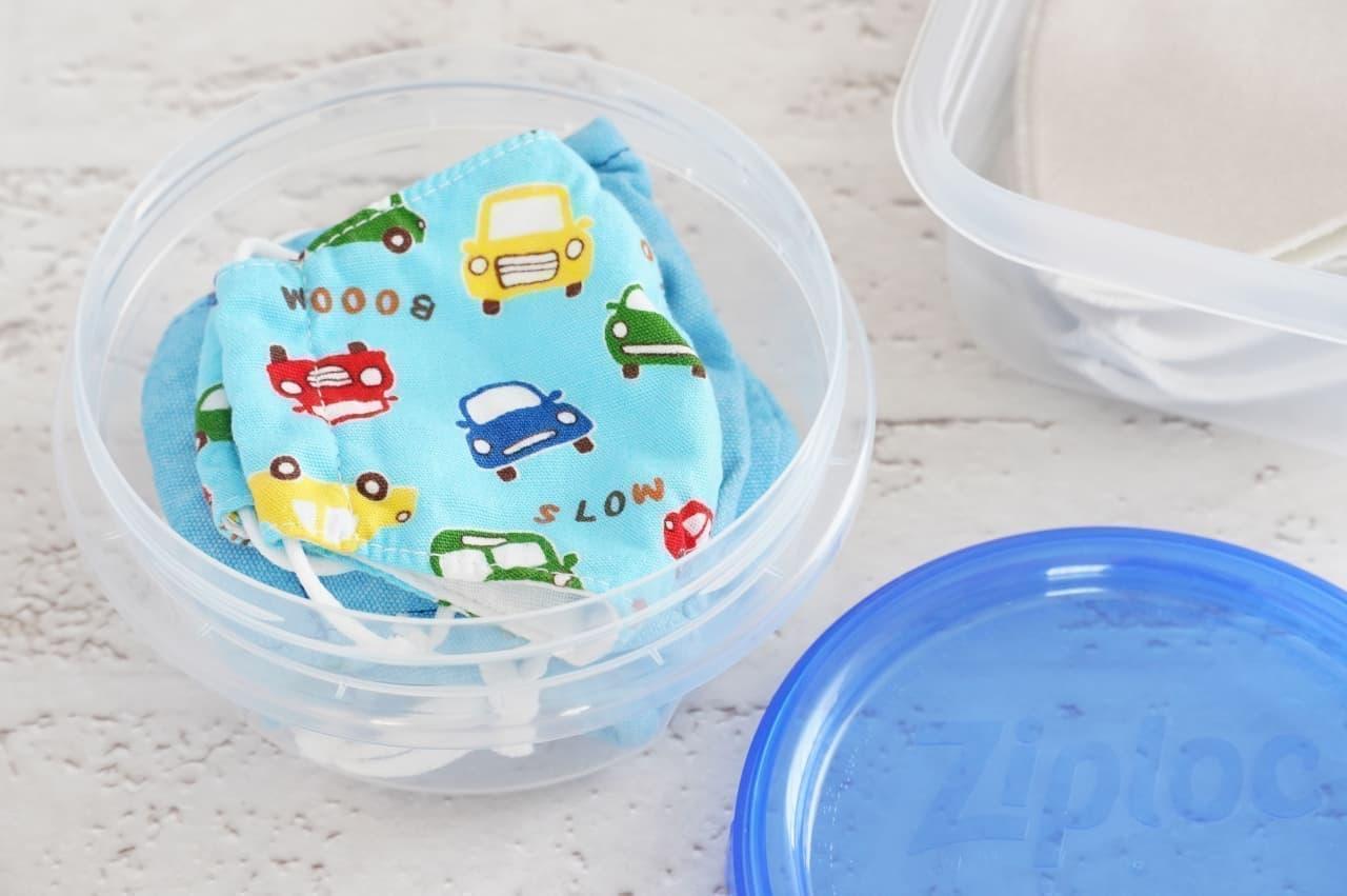 おうちがどんどん片付く!人気ブランド「ジップロック」徹底活用法 -- おしゃれご飯のアイデア付き