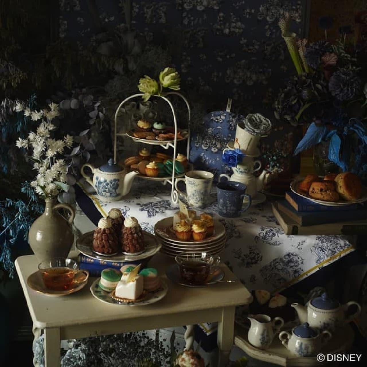 Afternoon Tea LIVING「ふしぎの国のアリス」新シリーズ -- オリジナル付箋プレゼント企画も
