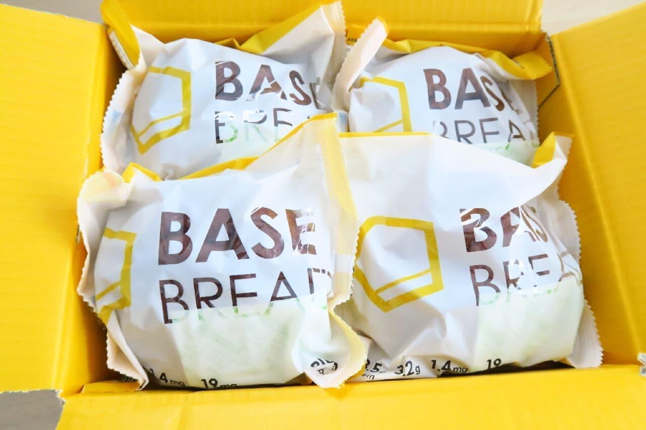 """BASE BREAD(ベースブレッド)16袋セットをレビュー -- ローリングストックにも良い """"完全栄養パン"""""""