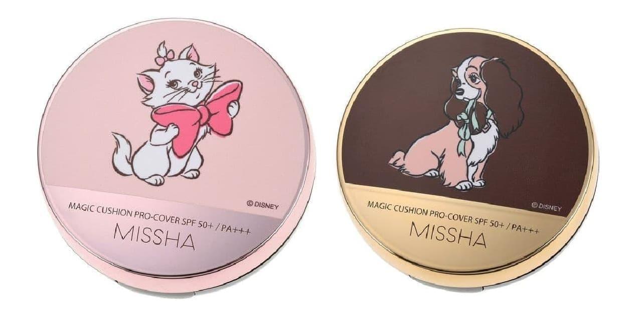 ディズニーストア「MISSHA(ミシャ)」「A'pieu(アピュー)」コラボコスメ