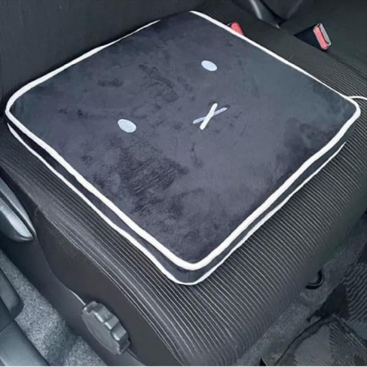 ミッフィーのUSBクッションウォーマーがヴィレヴァンに -- 仕事中・車内の座席を温かく