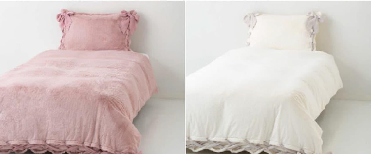 Francfranc「WARMY(ウォーミー)」シリーズ -- コーディネートを楽しむマイクロファイバー寝具