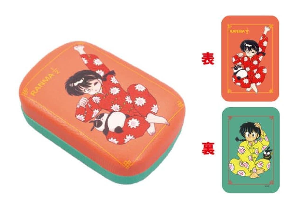 サンキューマート「らんま1/2」コラボ商品 -- レトロ&チャイナテイストのポーチやiPhoneケース