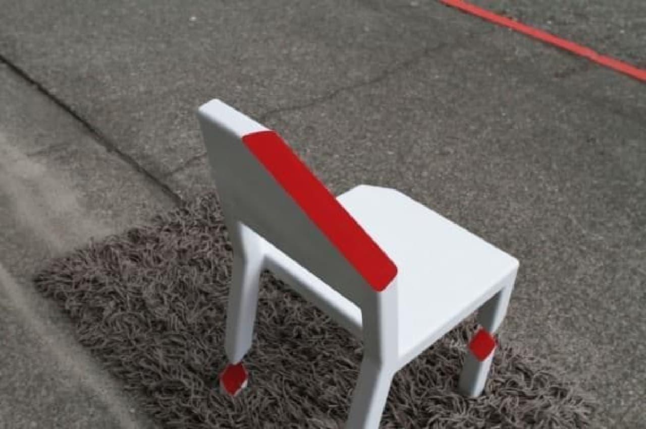 椅子も人間も、ほどほどが一番ってことです