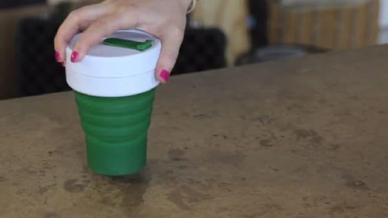 「SMASH CUP」の特徴は、