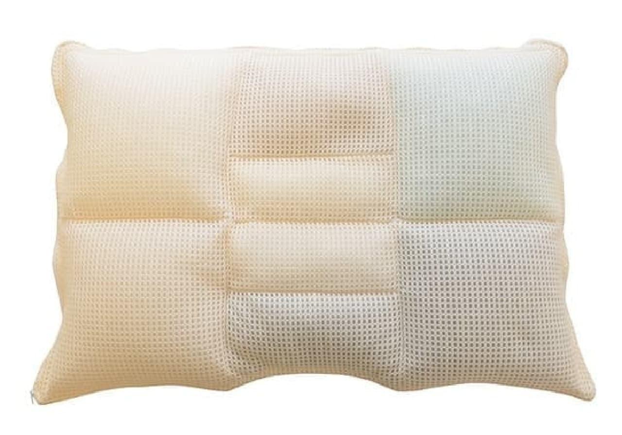「まくらぼ」で販売しているオーダーメイド枕