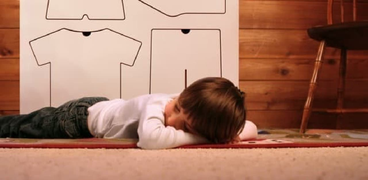 …もう、疲れちゃった………。