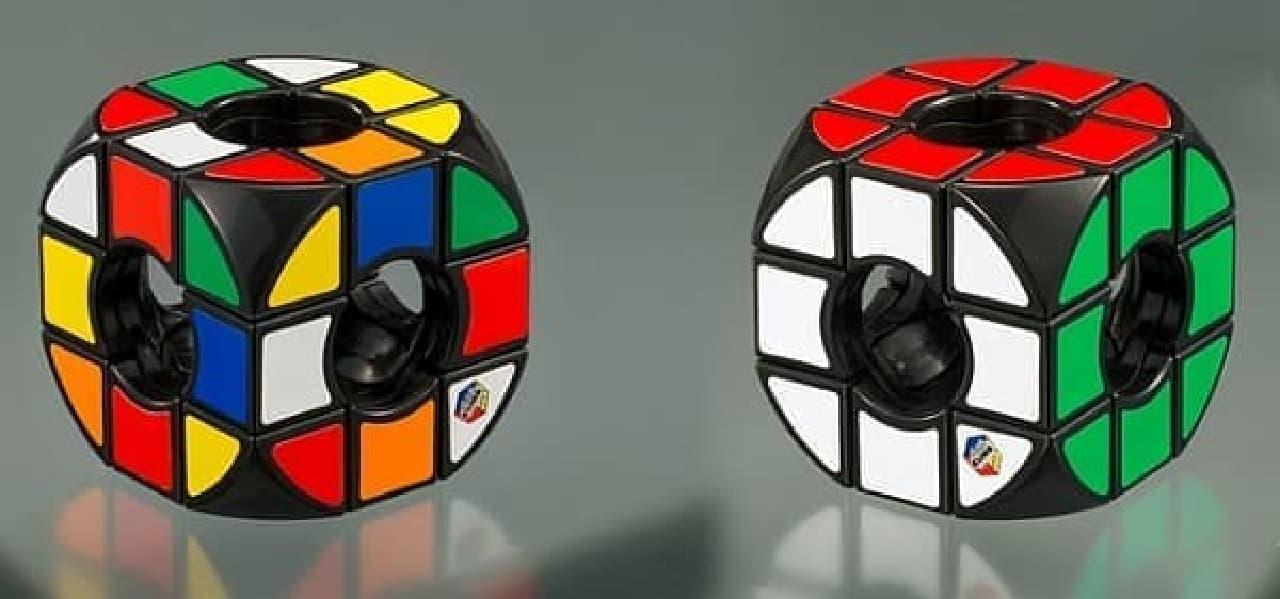 通常のルービックキューブの解き方では解けないかも?