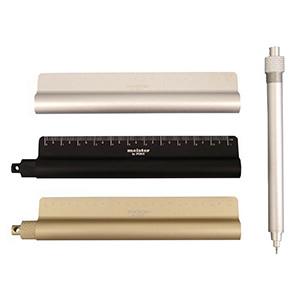 定規とペンがセットになった「Pen in Ruler(ペンインルーラー)」